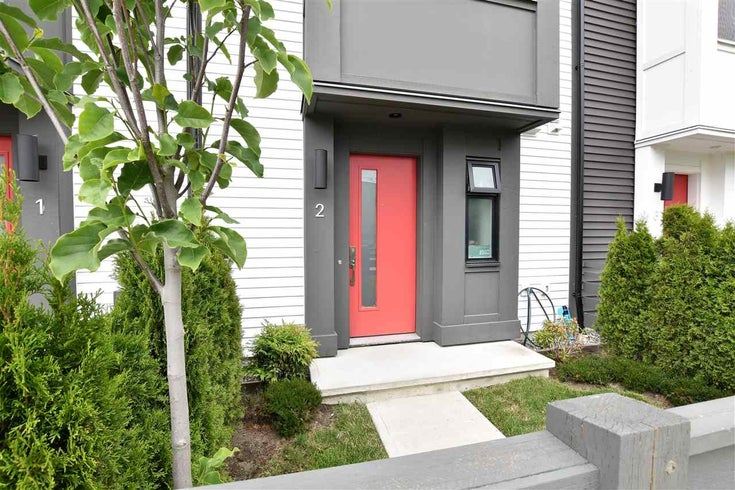 2 17555 57A AVENUE - Cloverdale BC Townhouse for sale, 2 Bedrooms (R2586494)