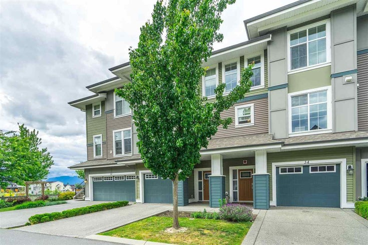 34 5469 CHINOOK STREET - Vedder S Watson-Promontory Townhouse for sale, 3 Bedrooms (R2586543)