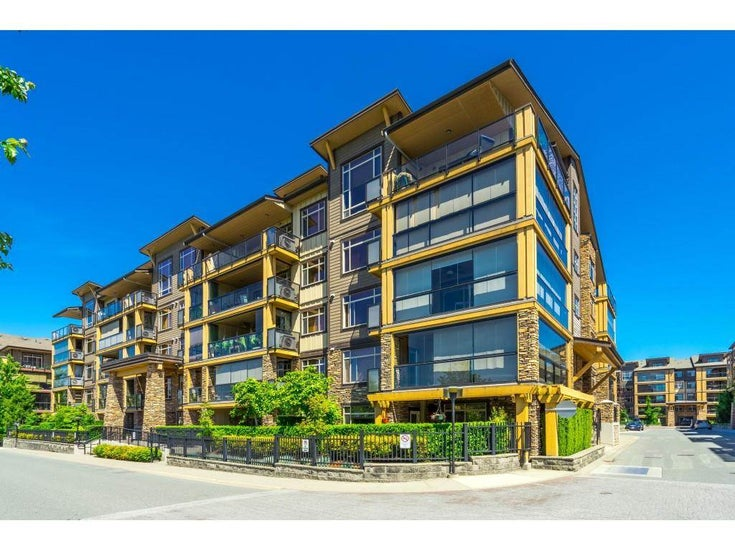 510 8258 207A STREET - Willoughby Heights Apartment/Condo for sale, 2 Bedrooms (R2586680)