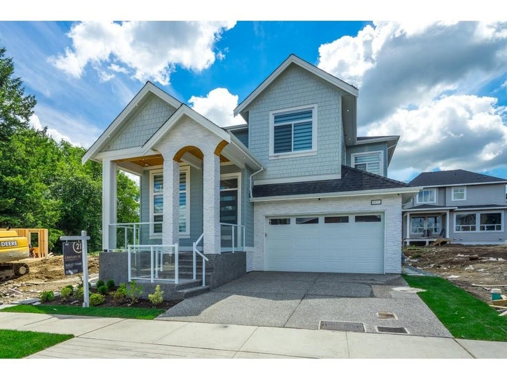 9851 HUCKLBERRY DRIVE - Fraser Heights House/Single Family for sale, 6 Bedrooms (R2586707)