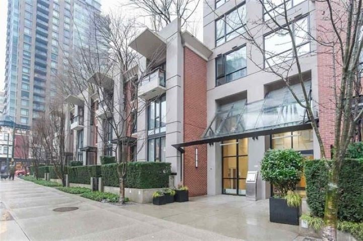 901 928 HOMER STREET - Yaletown Apartment/Condo for sale, 2 Bedrooms (R2586722)
