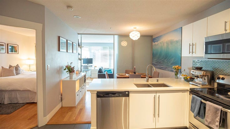 508 1177 HORNBY STREET - Downtown VW Apartment/Condo for sale, 1 Bedroom (R2586723)