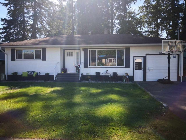 2853 PRINCESS STREET STREET - Abbotsford West House/Single Family for sale, 5 Bedrooms (R2586729)