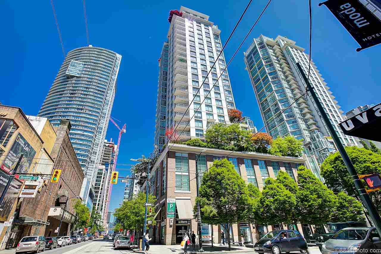 1604 565 SMITHE STREET - Downtown VW Apartment/Condo for sale, 1 Bedroom (R2586733) - #1
