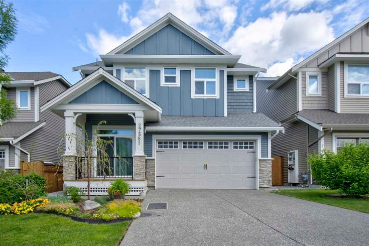 27581 27A AVENUE - Aldergrove Langley House/Single Family for sale, 4 Bedrooms (R2586772)