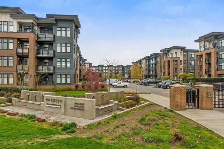 106 20068 FRASER HIGHWAY - Langley City Apartment/Condo for sale, 2 Bedrooms (R2586798)