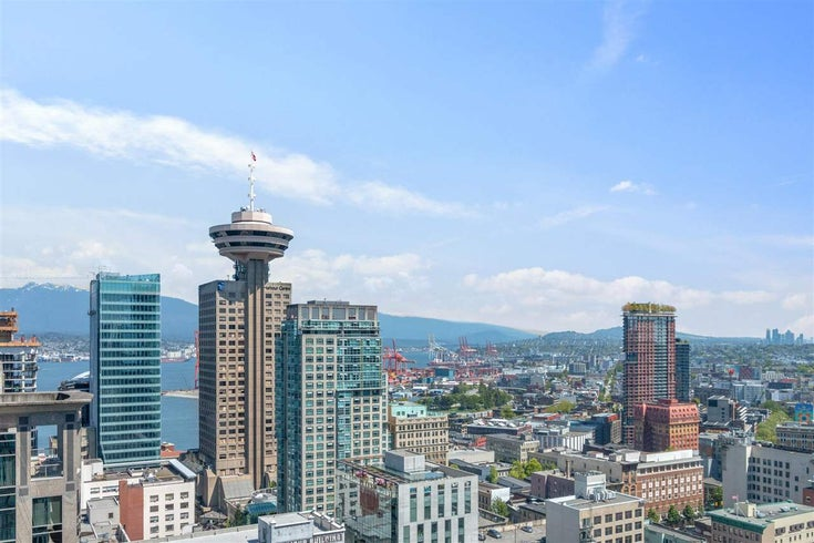 2510 610 GRANVILLE STREET - Downtown VW Apartment/Condo for sale, 2 Bedrooms (R2586808)