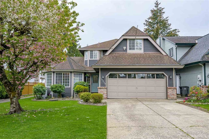 10519 WOODGLEN PLACE - Fraser Heights House/Single Family for sale, 3 Bedrooms (R2586813)