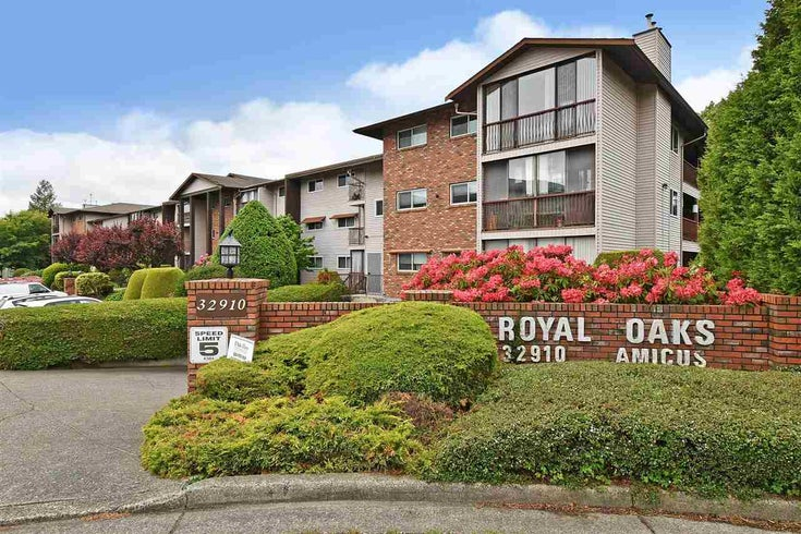 108 32910 AMICUS PLACE - Central Abbotsford Apartment/Condo for sale, 2 Bedrooms (R2586830)