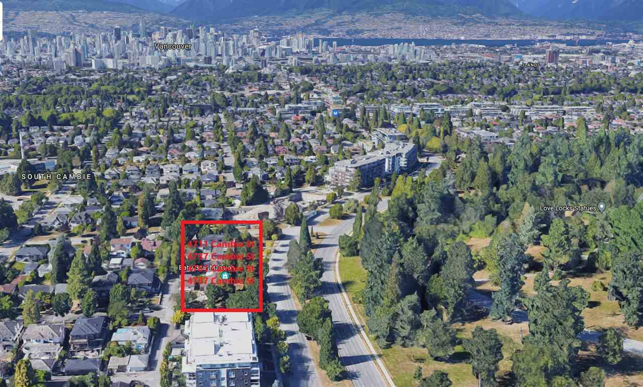 4761 CAMBIE STREET - Cambie House/Single Family for sale, 7 Bedrooms (R2586920) - #1