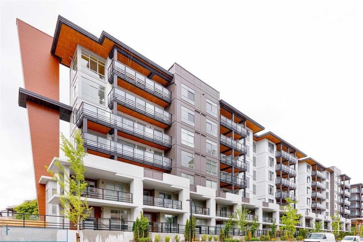 507 108 E 8TH STREET - Central Lonsdale Apartment/Condo for sale, 1 Bedroom (R2586951)