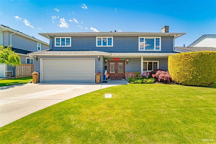 10291 HOLLYWELL DRIVE - Steveston North House/Single Family for sale, 4 Bedrooms (R2587001)