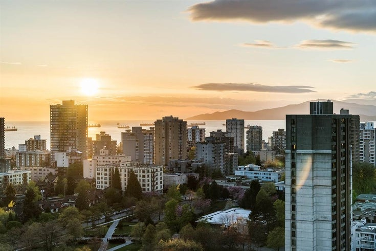 2105 1028 BARCLAY STREET - West End VW Apartment/Condo for sale, 2 Bedrooms (R2587008)