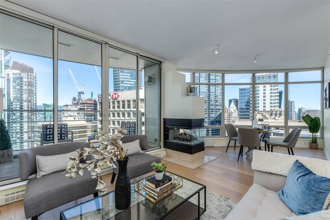 2304 1200 ALBERNI STREET - West End VW Apartment/Condo for sale, 3 Bedrooms (R2587109) - #1