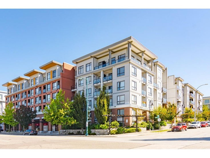 315 13733 107A AVENUE - Whalley Apartment/Condo for sale, 1 Bedroom (R2587135)