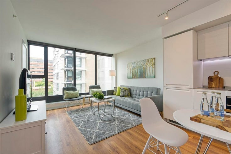 1107 1133 HORNBY STREET - Downtown VW Apartment/Condo for sale, 1 Bedroom (R2587167)