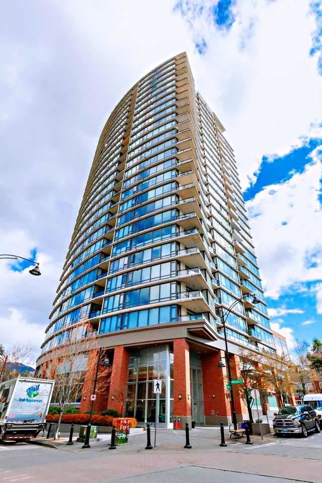 1206 110 BREW STREET - Port Moody Centre Apartment/Condo for sale, 2 Bedrooms (R2587173)