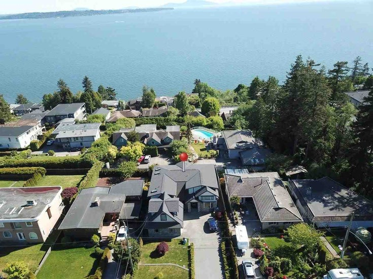 14244 MAGDALEN AVENUE - White Rock House/Single Family for sale, 7 Bedrooms (R2587240)