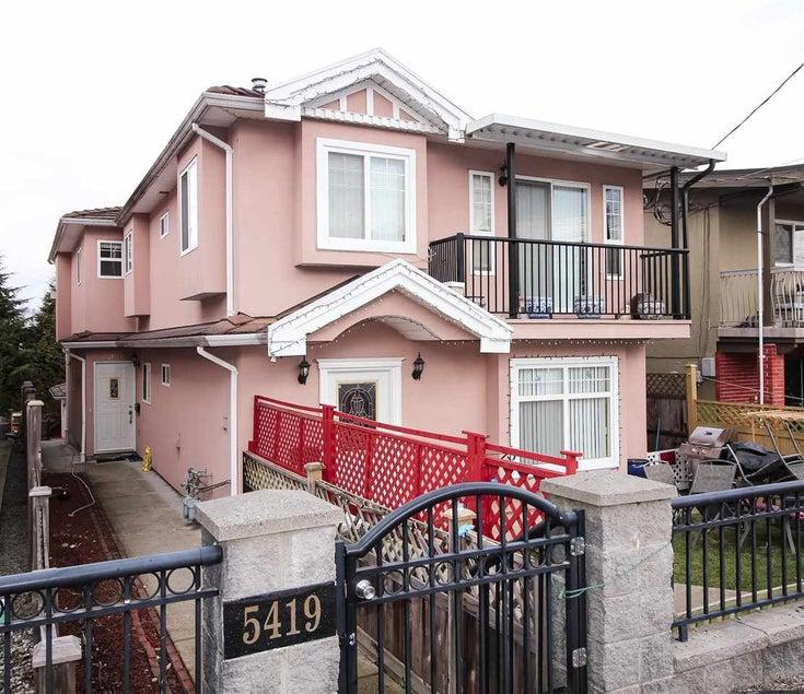5419 NORFOLK STREET - Central BN 1/2 Duplex for sale, 4 Bedrooms (R2587258)