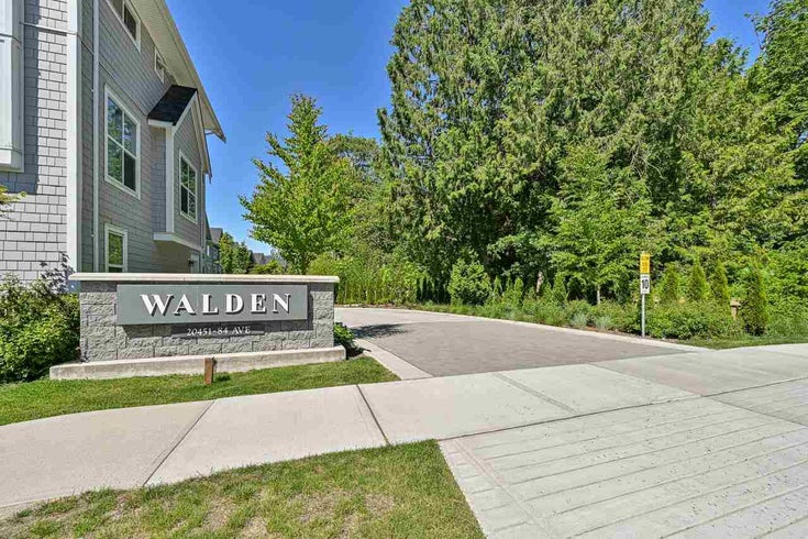 37 20451 84 AVENUE - Willoughby Heights Townhouse for sale, 4 Bedrooms (R2587262)