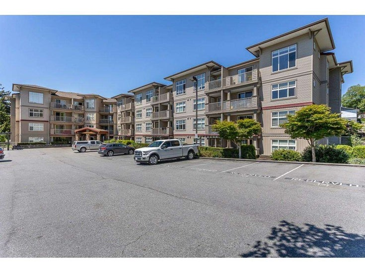 102 2515 PARK DRIVE - Abbotsford East Apartment/Condo for sale, 1 Bedroom (R2587279)