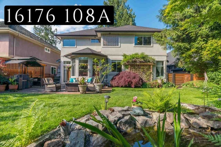 16176 108A AVENUE - Fraser Heights House/Single Family for sale, 4 Bedrooms (R2587320)