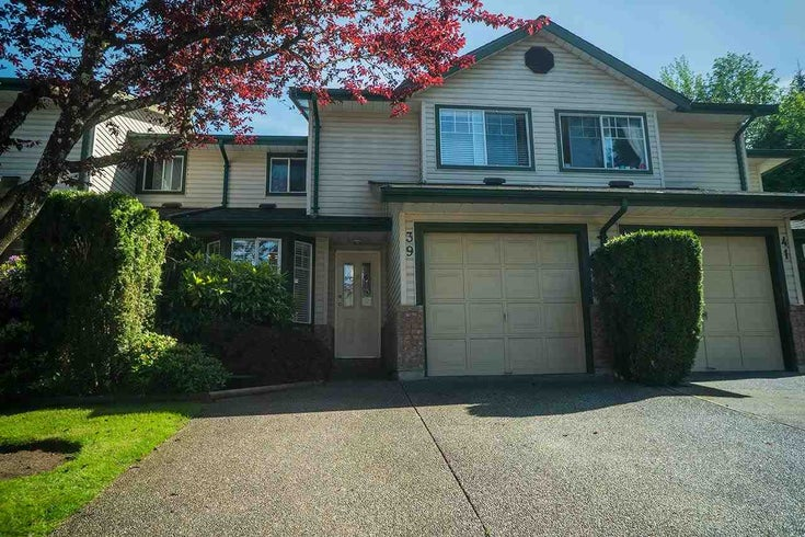 39 8863 216 STREET - Walnut Grove Townhouse for sale, 3 Bedrooms (R2587327)