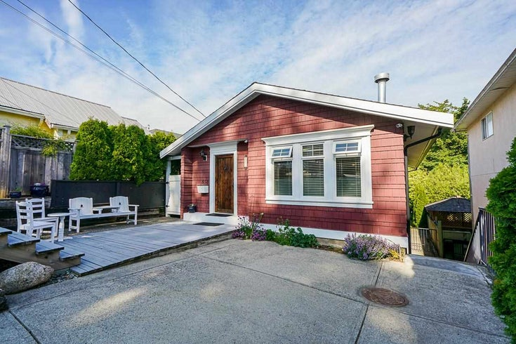 850 PARKER STREET - White Rock House/Single Family for sale, 4 Bedrooms (R2587340)