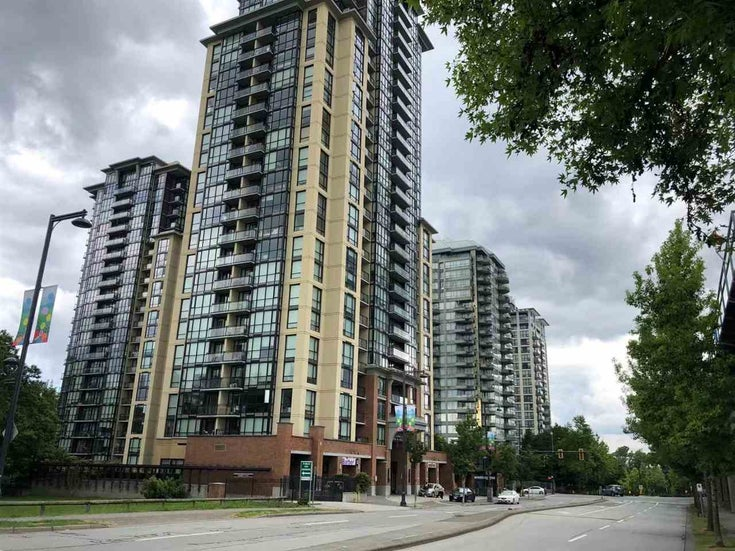 1107 10777 UNIVERSITY DRIVE - Whalley Apartment/Condo for sale, 1 Bedroom (R2587354)