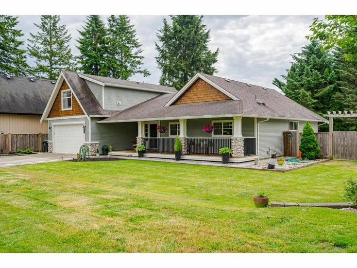 25026 56 AVENUE - Salmon River House/Single Family for sale, 5 Bedrooms (R2587355)