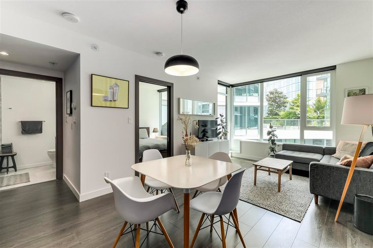 1202 68 SMITHE STREET - Downtown VW Apartment/Condo for sale, 1 Bedroom (R2587427)