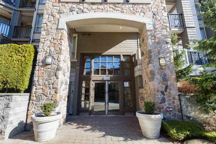 204 2969 WHISPER WAY - Westwood Plateau Apartment/Condo for sale, 2 Bedrooms (R2587464)