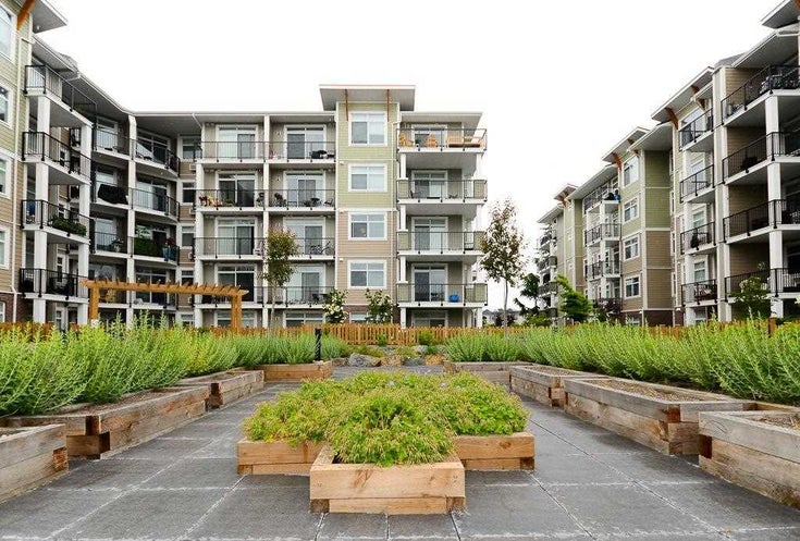 417 20686 EASTLEIGH CRESCENT - Langley City Apartment/Condo for sale, 3 Bedrooms (R2587501)