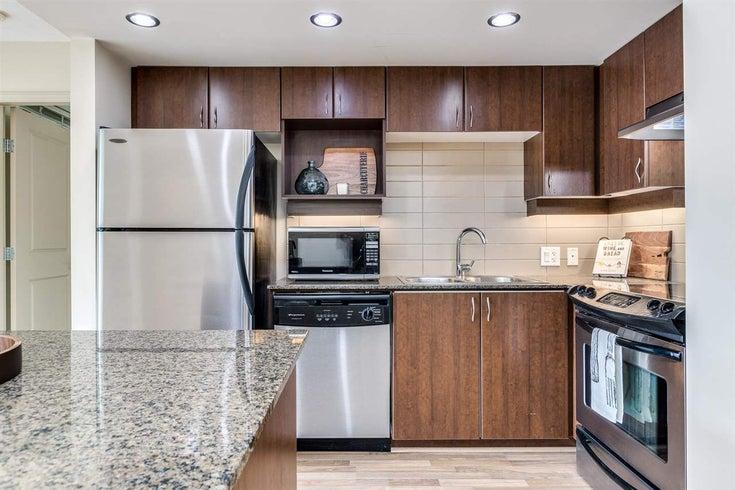 407 9232 UNIVERSITY CRESCENT - Simon Fraser Univer. Apartment/Condo for sale, 2 Bedrooms (R2587508)