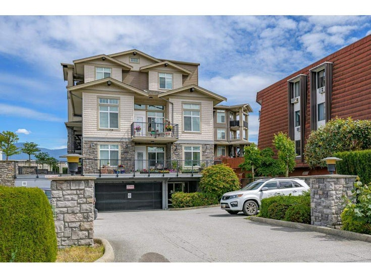 101 9108 MARY STREET - Chilliwack W Young-Well Apartment/Condo for sale, 2 Bedrooms (R2587539)