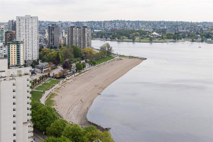 2201 2055 PENDRELL STREET - West End VW Apartment/Condo for sale, 1 Bedroom (R2587547)