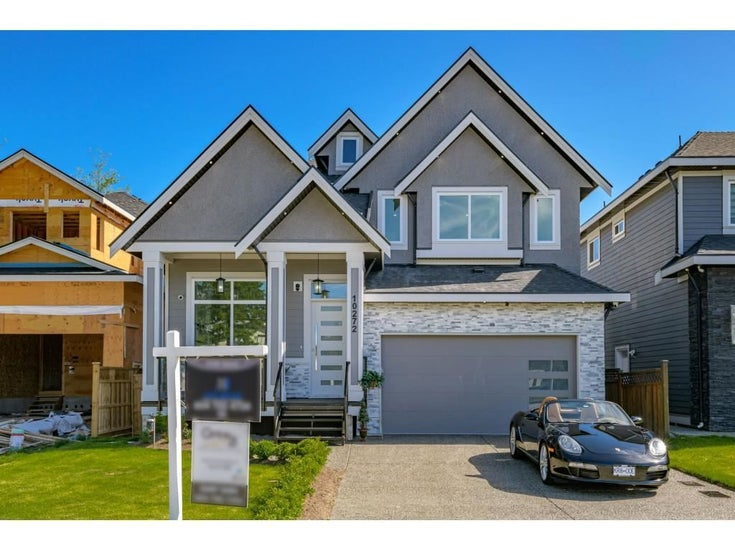 10272 165B STREET - Fraser Heights House/Single Family for sale, 8 Bedrooms (R2587555)