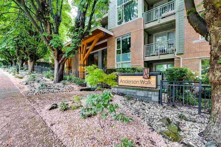 404 159 W 22ND STREET - Central Lonsdale Apartment/Condo for sale, 1 Bedroom (R2587574)