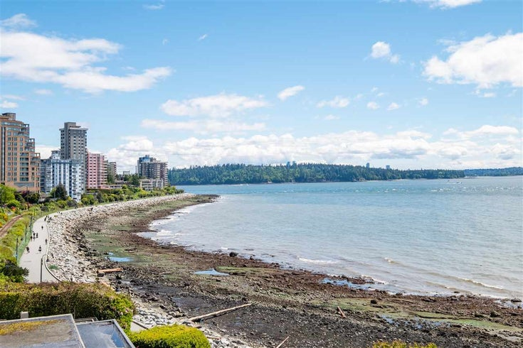 508 150 24TH STREET - Dundarave Apartment/Condo for sale, 1 Bedroom (R2587597)