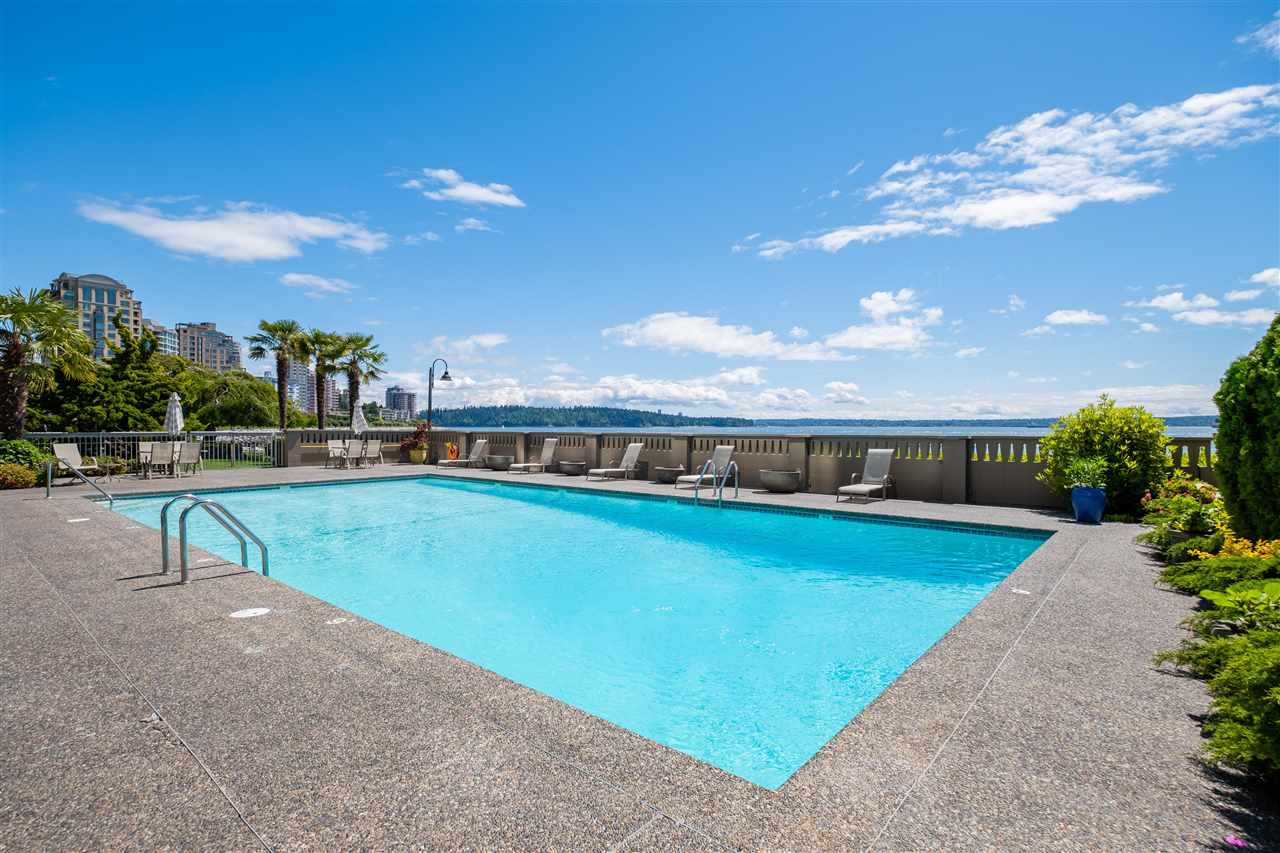 508 150 24TH STREET - Dundarave Apartment/Condo for sale, 1 Bedroom (R2587597) - #14