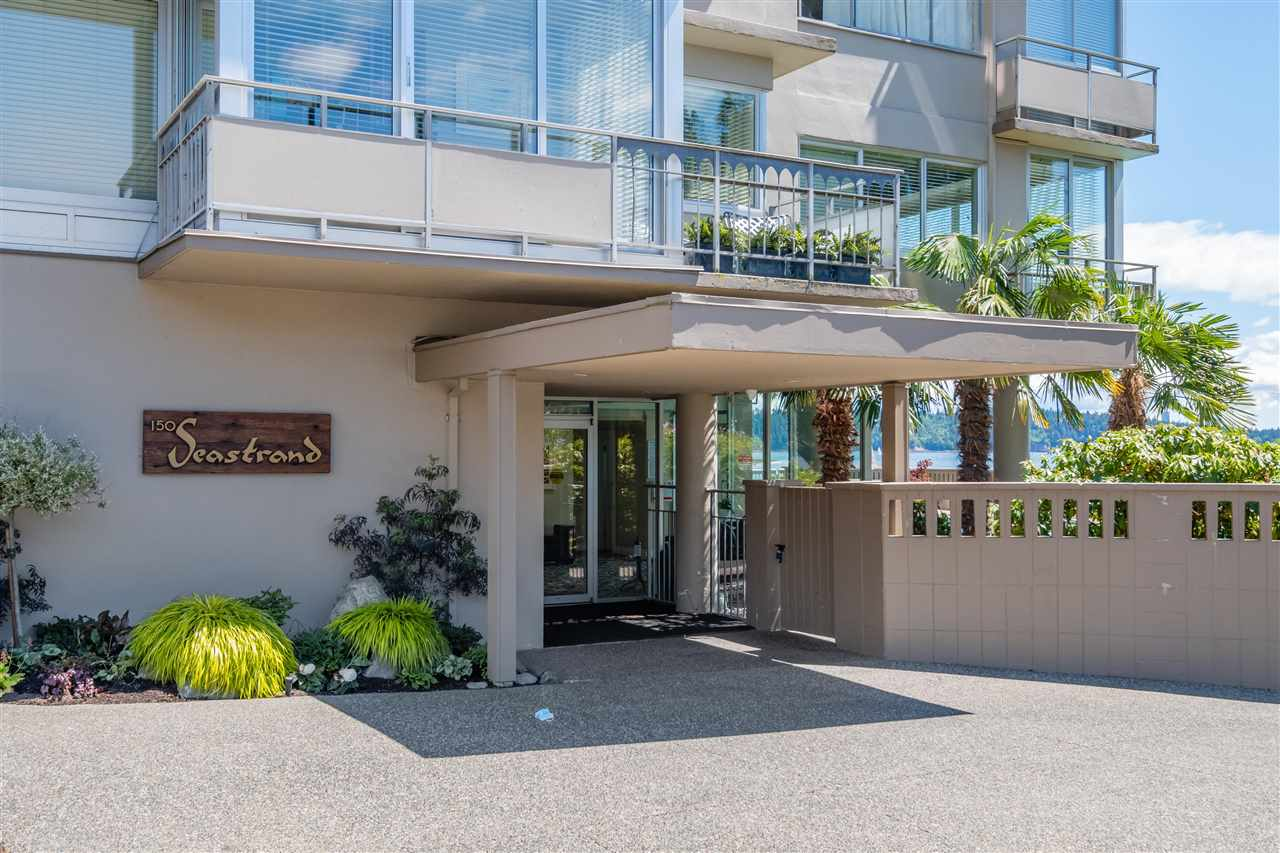 508 150 24TH STREET - Dundarave Apartment/Condo for sale, 1 Bedroom (R2587597) - #4