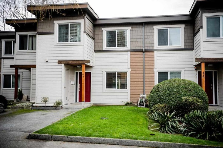 47 3211 SPRINGFIELD DRIVE - Steveston North Townhouse for sale, 3 Bedrooms (R2587599)