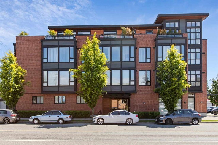 309 2008 E 54TH AVENUE - Fraserview VE Apartment/Condo for sale, 2 Bedrooms (R2587612)