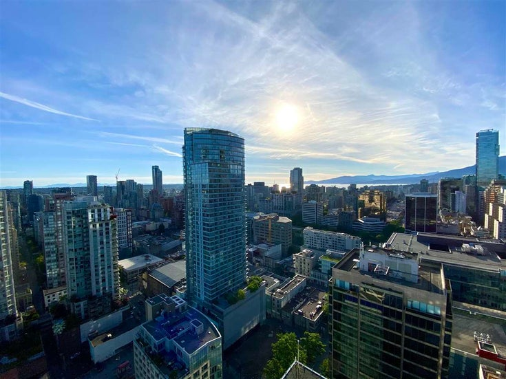 3702 777 RICHARDS STREET - Downtown VW Apartment/Condo for sale, 1 Bedroom (R2587617)