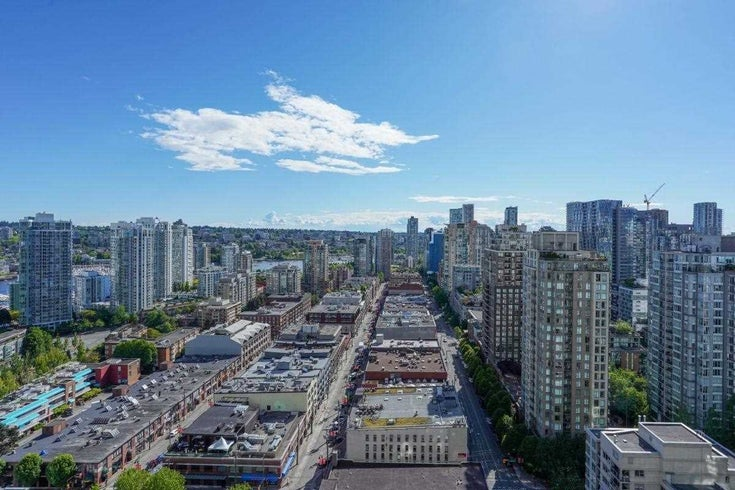 2809 928 HOMER STREET - Yaletown Apartment/Condo for sale, 1 Bedroom (R2587623)