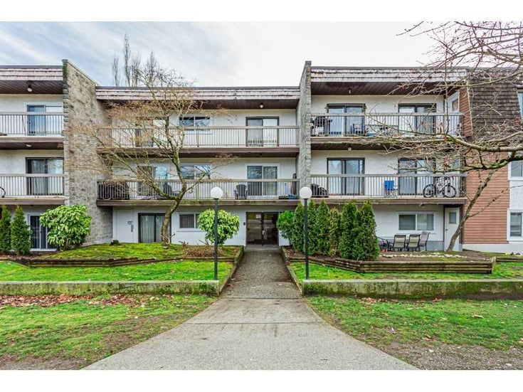 207 33850 FERN STREET - Central Abbotsford Apartment/Condo for sale, 2 Bedrooms (R2587661)