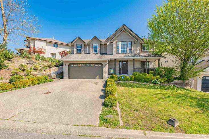 3336 SISKIN DRIVE - Abbotsford West House/Single Family for sale, 5 Bedrooms (R2587691)