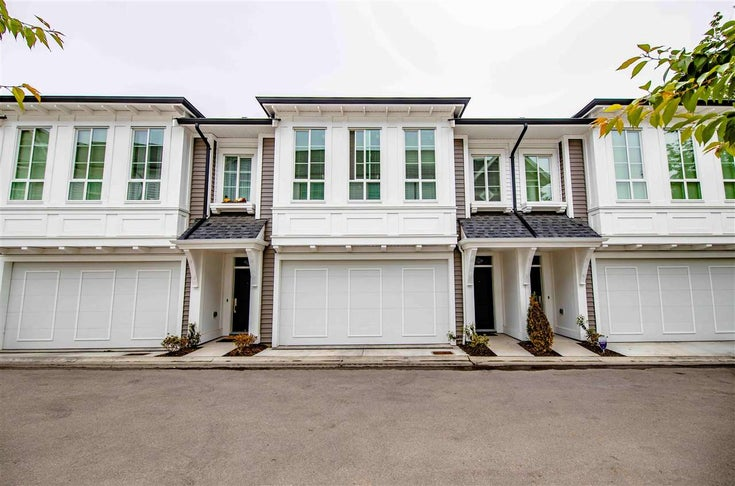 68 2838 LIVINGSTONE AVENUE - Abbotsford West Townhouse for sale, 3 Bedrooms (R2587740)