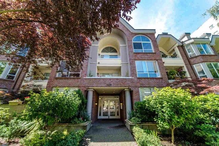212 1230 HARO STREET - West End VW Apartment/Condo for sale, 2 Bedrooms (R2587746)
