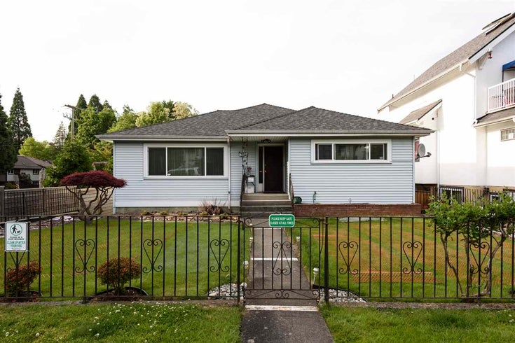 375 W 17TH AVENUE - Cambie House/Single Family for sale, 3 Bedrooms (R2587852)